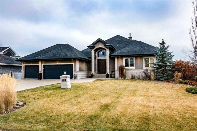611 23033 Wye Road, Rural Strathcona County, AB T8B 1H9 (#E4220327) :: Müve Team | RE/MAX Elite