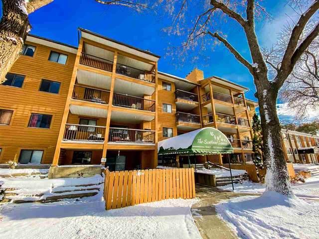 305 10421 93 Street, Edmonton, AB T5H 1X5 (#E4220497) :: The Foundry Real Estate Company