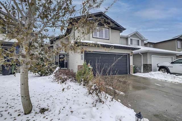 21 Wellington Place, Fort Saskatchewan, AB T8L 0G2 (#E4220696) :: The Foundry Real Estate Company