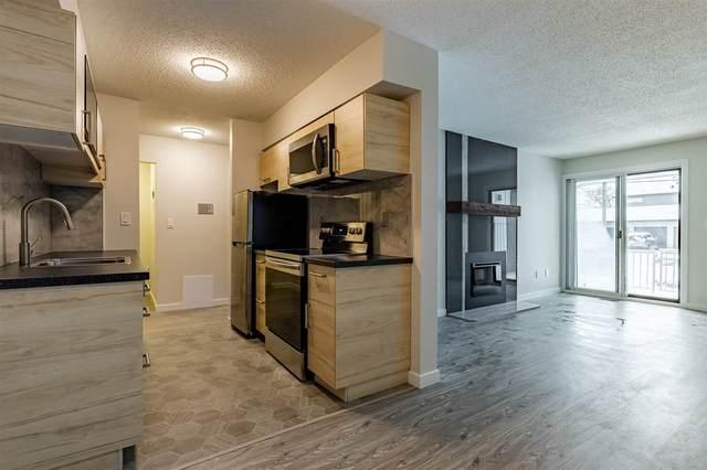 103 10604 110 Avenue, Edmonton, AB T5H 4C7 (#E4220940) :: Initia Real Estate