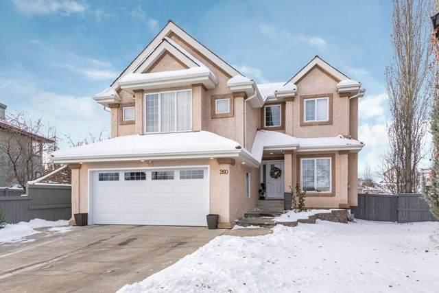 260 Darlington Crescent, Edmonton, AB T6M 2T1 (#E4221042) :: The Foundry Real Estate Company