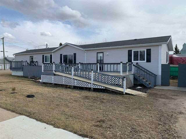 5058 50 Street, Innisfree, AB T0B 2G0 (#E4221047) :: Initia Real Estate