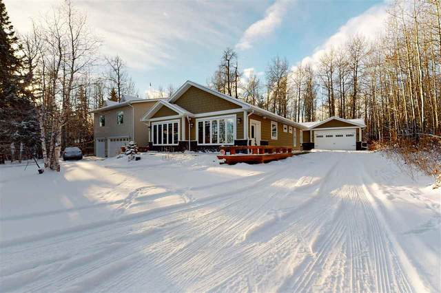 143 Crystal Springs Drive, Rural Wetaskiwin County, AB T0C 2V0 (#E4221264) :: RE/MAX River City