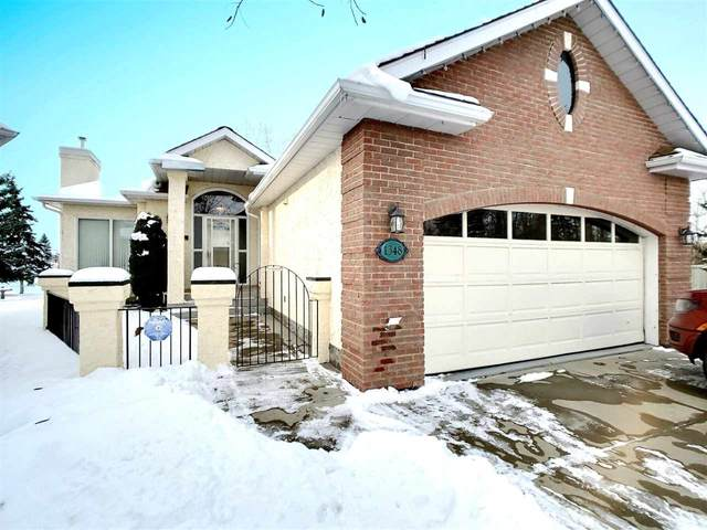 1348 Potter Greens Drive, Edmonton, AB T5T 6A3 (#E4221368) :: RE/MAX River City