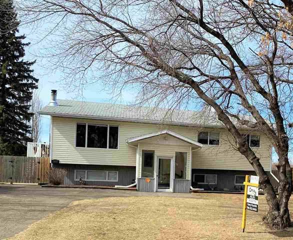4632 51 Street, Mannville, AB T0B 2W0 (#E4221486) :: Initia Real Estate