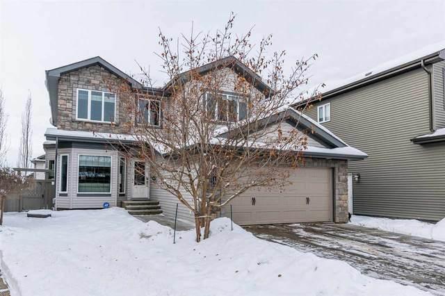 6019 Maynard Way, Edmonton, AB T6R 0P7 (#E4221790) :: The Foundry Real Estate Company