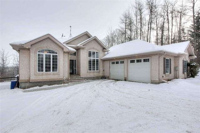 79 53319 RGE RD 14, Rural Parkland County, AB T7Y 0C2 (#E4221828) :: The Foundry Real Estate Company