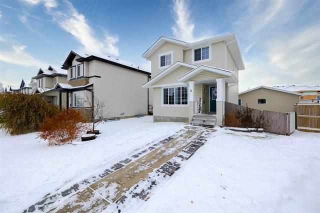 11 Heatherglen Close, Spruce Grove, AB T7X 4H9 (#E4221831) :: The Foundry Real Estate Company