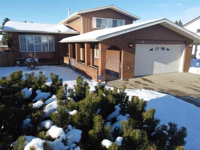 15812 101 Street, Edmonton, AB T5X 4E7 (#E4221867) :: The Foundry Real Estate Company