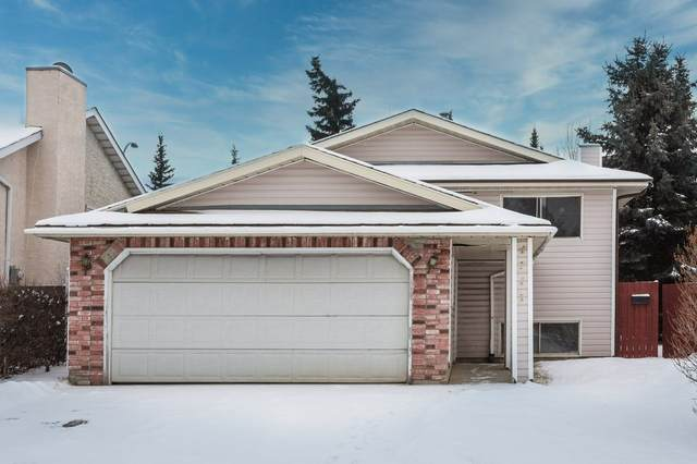 4719 38A Avenue, Edmonton, AB T6L 5B6 (#E4222254) :: The Foundry Real Estate Company