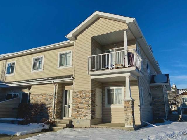 18 2508 Hanna Crescent, Edmonton, AB T6R 3N7 (#E4222310) :: The Foundry Real Estate Company