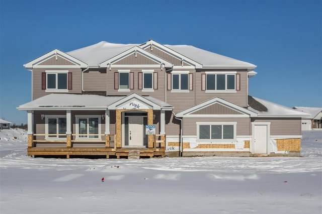 51 26409 Twp Rd 532A, Rural Parkland County, AB T7X 0W7 (#E4222345) :: RE/MAX River City