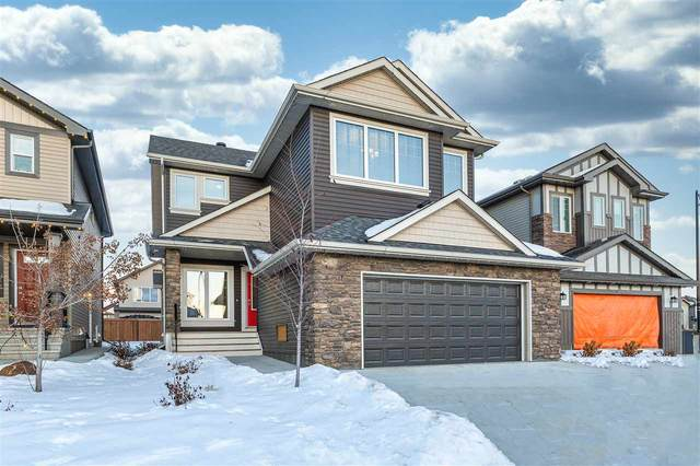 1216 Cy Becker Road, Edmonton, AB T5Y 3V8 (#E4222391) :: The Foundry Real Estate Company