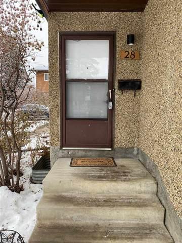 28 3812 20 Avenue, Edmonton, AB T6L 4B2 (#E4222714) :: The Foundry Real Estate Company