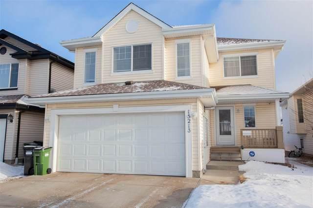 15213 48A Street, Edmonton, AB T5Y 3B9 (#E4223036) :: The Foundry Real Estate Company