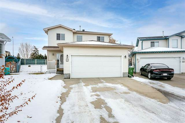 26 Bridgeview Drive, Fort Saskatchewan, AB T8L 4J5 (#E4223184) :: The Foundry Real Estate Company