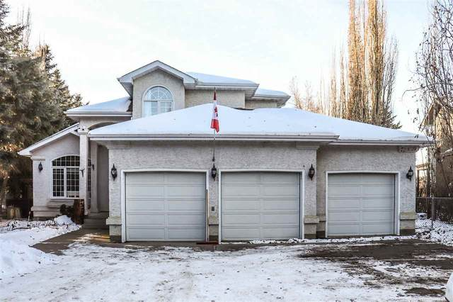 18 Fairway Boulevard, Rural Sturgeon County, AB T8T 0A5 (#E4223488) :: The Foundry Real Estate Company
