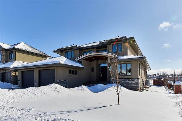 1 Kingsmeade Crescent, St. Albert, AB T8N 4C8 (#E4223499) :: The Foundry Real Estate Company
