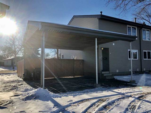 4 Akinsdale Gardens, St. Albert, AB T8M 3M6 (#E4223542) :: The Foundry Real Estate Company