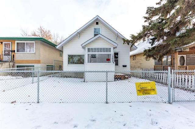 12025 95A Street, Edmonton, AB T5G 1R6 (#E4223577) :: The Foundry Real Estate Company