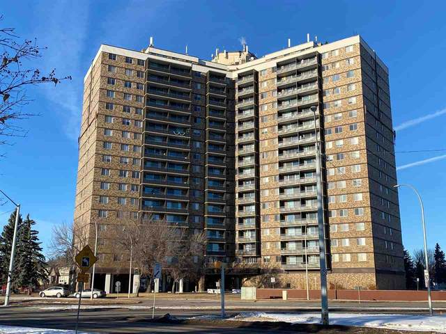 909 13910 Stony_Plain Road, Edmonton, AB T5N 3R2 (#E4223674) :: The Foundry Real Estate Company