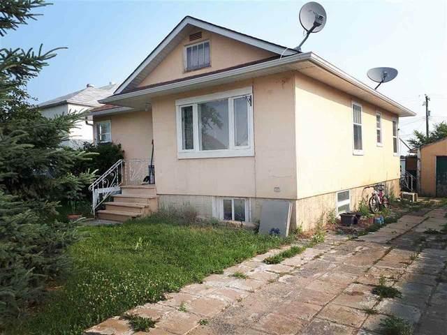 4912 51 Avenue NW, Holden, AB T0B 2C0 (#E4223900) :: Initia Real Estate