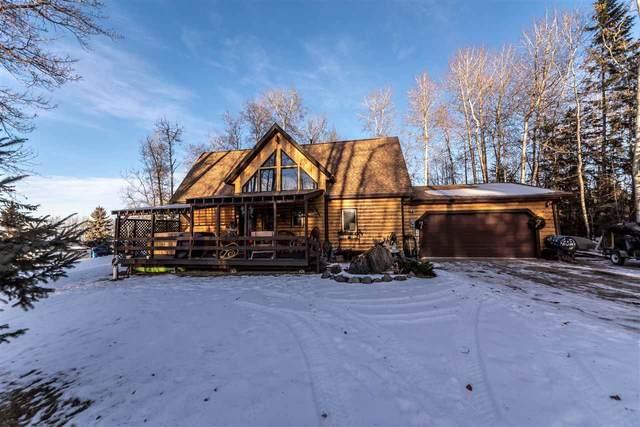5431 49, Rural Lac Ste. Anne County, AB T0E 0A0 (#E4223904) :: RE/MAX River City