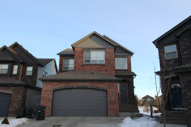 83 Greenbury Manor, Spruce Grove, AB T7X 0M1 (#E4223925) :: The Foundry Real Estate Company