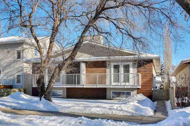 10241 10243 89 Street Street NW, Edmonton, AB T5H 1R2 (#E4224357) :: The Foundry Real Estate Company