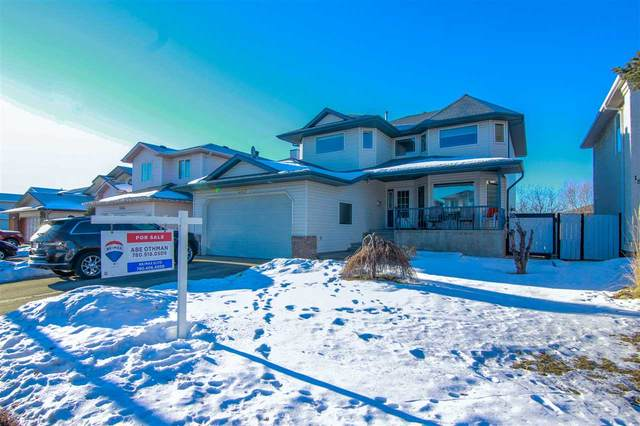 15608 67 Street, Edmonton, AB T5Z 3A3 (#E4224517) :: The Foundry Real Estate Company