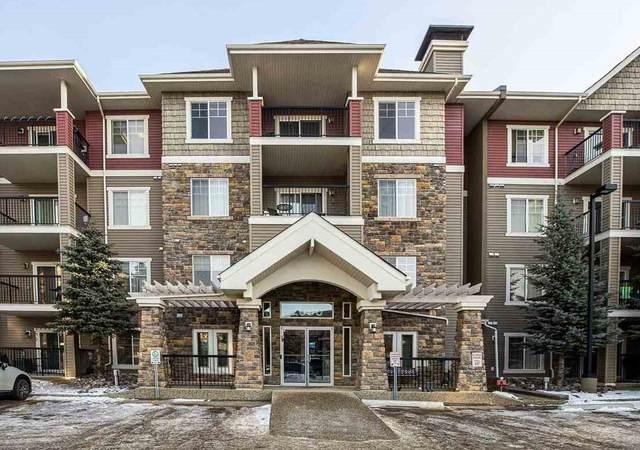 449 2096 Blackmud Creek Drive, Edmonton, AB T6W 0G1 (#E4224528) :: The Foundry Real Estate Company