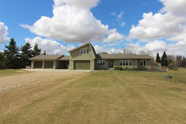 26, 27118 HWY 18, Rural Westlock County, AB T7P 2P5 (#E4224594) :: Initia Real Estate