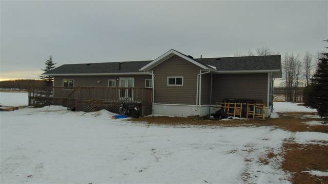 461063 Rge Rd 10, Rural Wetaskiwin County, AB T0C 2V0 (#E4224648) :: The Foundry Real Estate Company