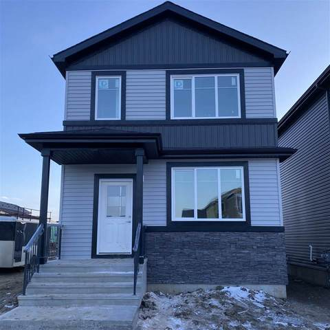 6435 176 Ave NW, Edmonton, AB T5Y 0T4 (#E4225102) :: The Foundry Real Estate Company