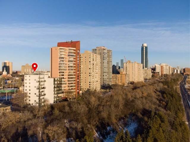 101 12331 Jasper Avenue, Edmonton, AB T5N 3K6 (#E4225143) :: The Foundry Real Estate Company