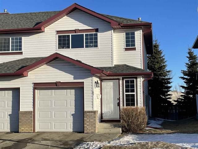 65 16823 84 Street, Edmonton, AB T5Z 3S4 (#E4225332) :: The Foundry Real Estate Company