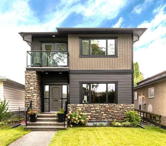 10343 81 Street NW, Edmonton, AB T6A 3K8 (#E4225411) :: Initia Real Estate