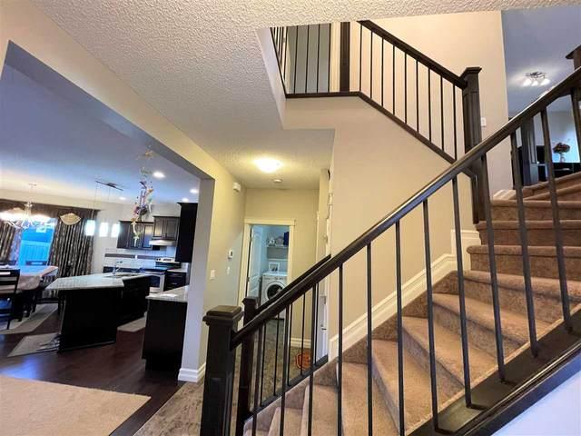 2007 33B Street, Edmonton, AB T6T 0L3 (#E4225478) :: The Foundry Real Estate Company