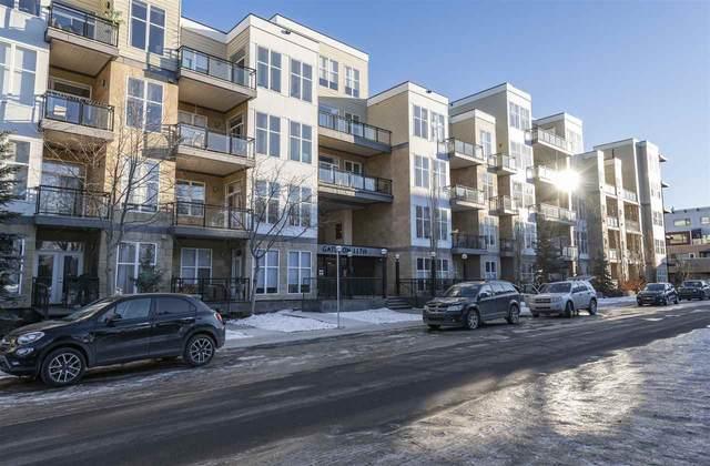 402 10531 117 Street, Edmonton, AB T5H 0A8 (#E4225599) :: The Foundry Real Estate Company