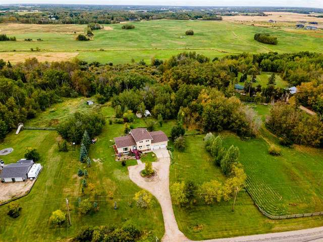 250 50448 RGE RD 221, Rural Leduc County, AB T0B 3M2 (#E4225727) :: The Foundry Real Estate Company
