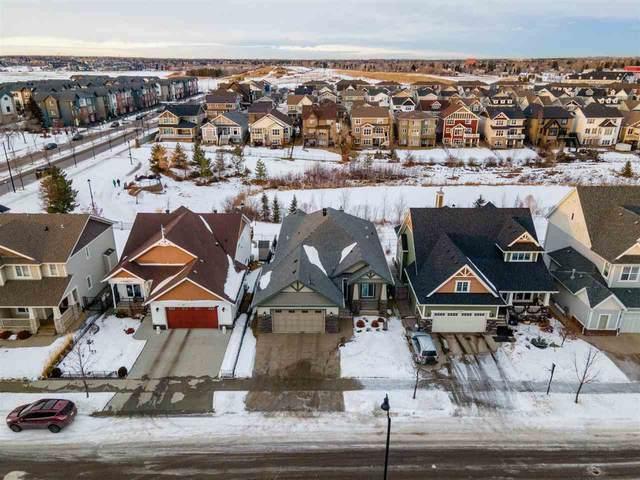 2334 Frezenberg Avenue, Edmonton, AB T5E 5R9 (#E4225893) :: The Foundry Real Estate Company