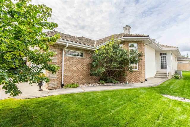 6 1008 Butterworth Point(E), Edmonton, AB T6R 2S3 (#E4225896) :: Initia Real Estate