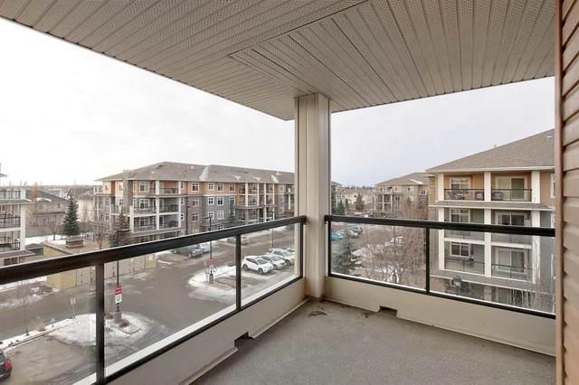 449 11517 Ellerslie Road, Edmonton, AB T6W 0J5 (#E4226000) :: The Foundry Real Estate Company