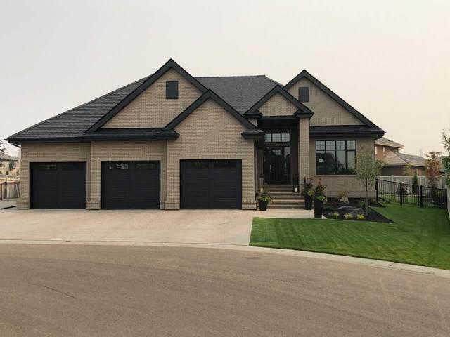 337 52328 RGE RD 233, Rural Strathcona County, AB T8B 0A2 (#E4226333) :: Initia Real Estate