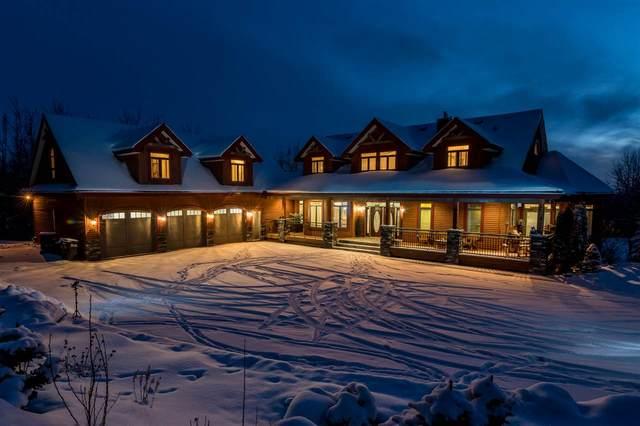 134 52224 RGE RD 231, Rural Strathcona County, AB T8B 1N3 (#E4226438) :: Initia Real Estate