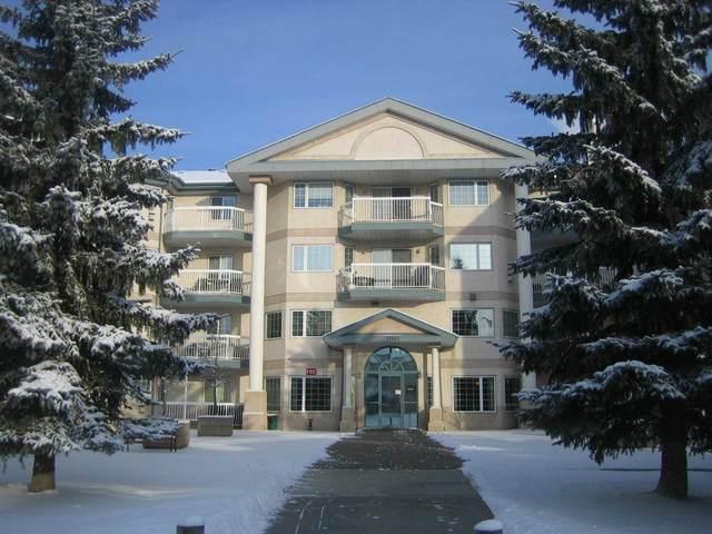 109 17150 94A Avenue, Edmonton, AB T5T 6L7 (#E4226673) :: RE/MAX River City