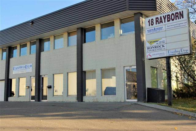 #101 18 Rayborn Cr, St. Albert, AB T8N 4B1 (#E4226799) :: RE/MAX River City