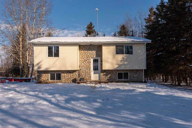 53 50322 RGE RD 10, Rural Parkland County, AB T7Y 2A1 (#E4227331) :: The Foundry Real Estate Company