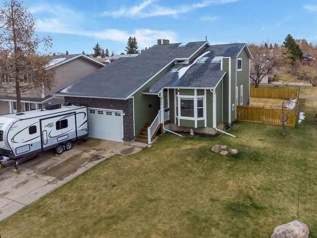 5003 43 Street, Cold Lake, AB T9M 2A1 (#E4227554) :: Initia Real Estate