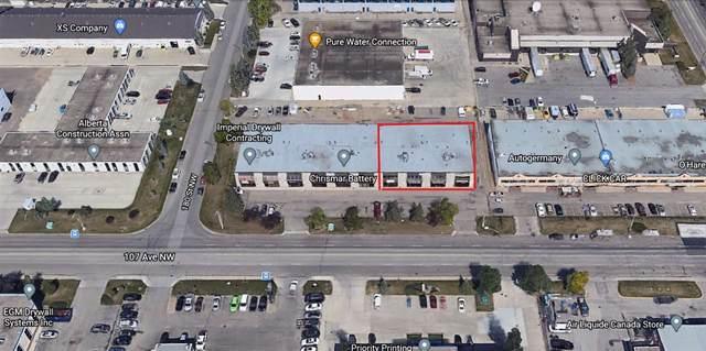 #15-18 17910 107 AV NW, Edmonton, AB T5S 1J1 (#E4227583) :: Initia Real Estate